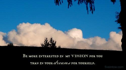 God's Vision