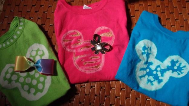 Bleach Pen Disney Shirts