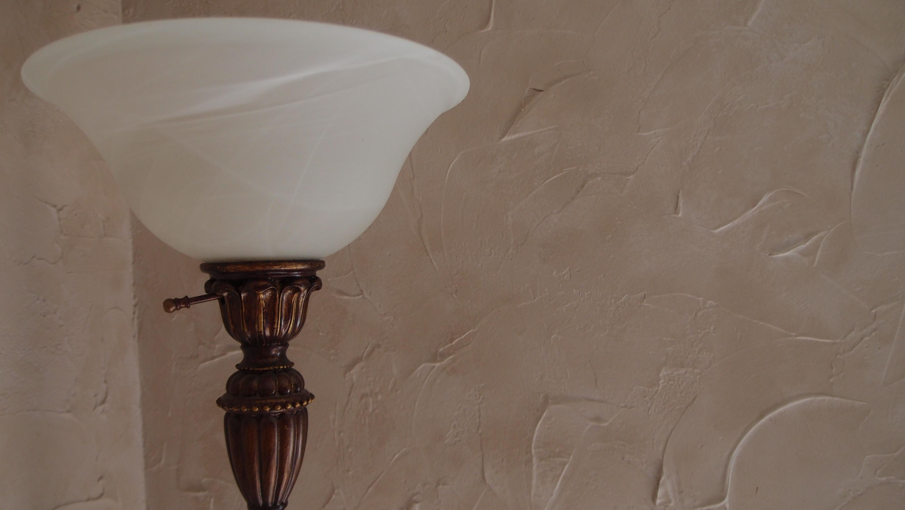 DIY Venetian plaster