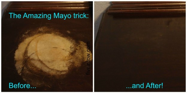The Amazing Mayo Trick