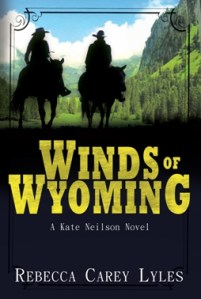 Featured Book: Winds of Wyoming, A Kate Neilson Novel