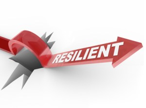 Resilient - Rising to Challenge and Overcoming a Problem
