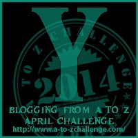 Y is for Year Journey #AtoZchallenge