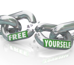 Free Yourself Chains Breaking Free Links Unbound