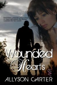 Featured Book: Wounded Hearts #acfw #featuredbook