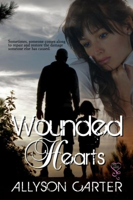 Ally Carter Wounded Hearts
