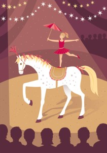 circus rider