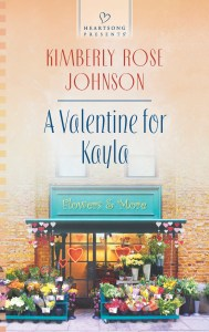 Kimberly Rose Johnson A Valentine for Kayla Cover 9780373487745