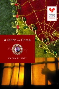 Cathy Elliott A Stitch in Crime_cover