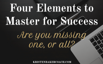 Four Foundations that Make Sales Effortless: Are you missing one, or all?