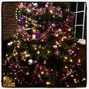 Grandma's Christmas tree