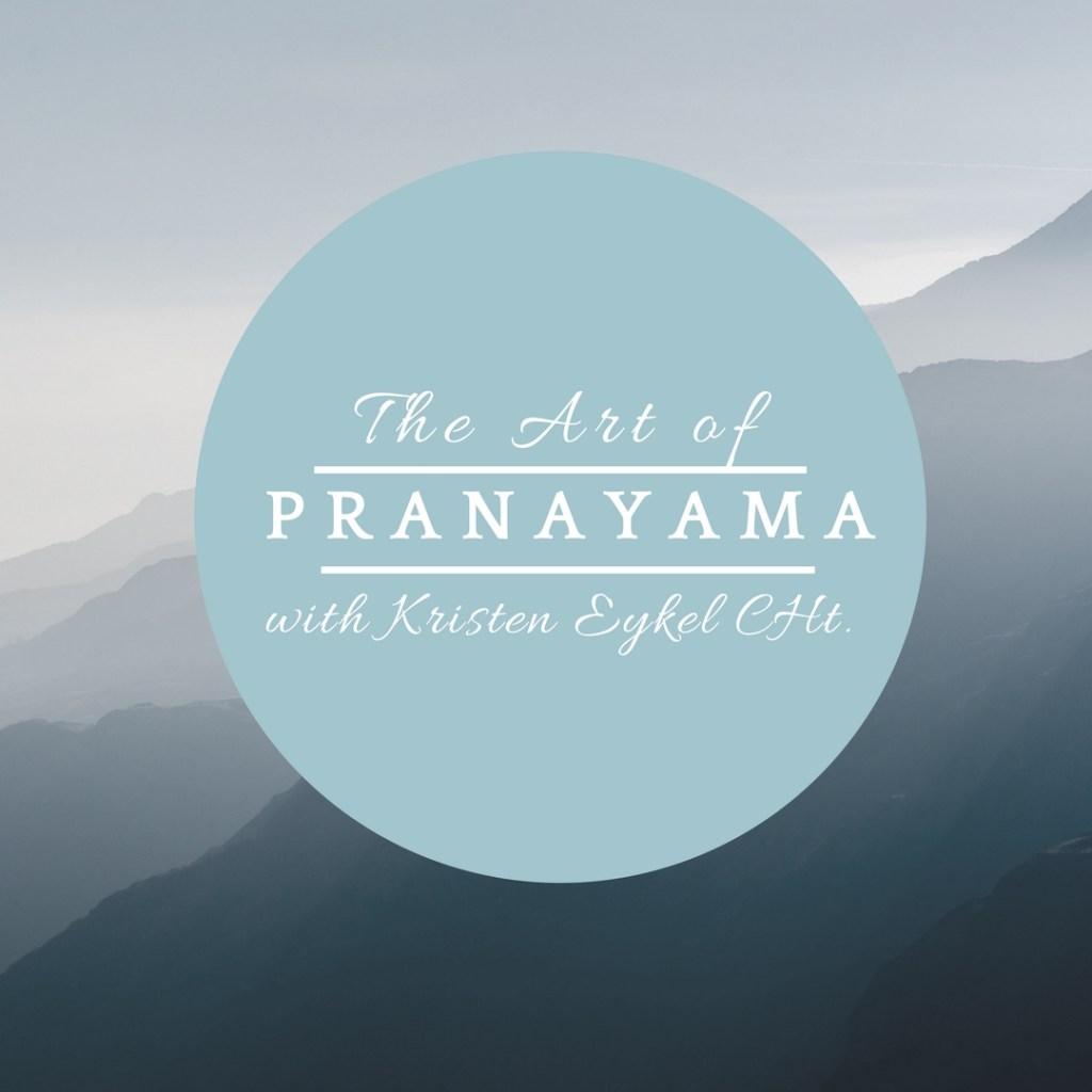 Kristen Eykel, Awareness, Treatment For Anxiety, Pranayama, Consciousness