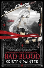 Kristen Painter, Bad Blood, vampire books, urban fantasy, House of Comarre