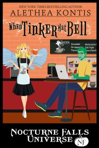 TinkerBelle cover