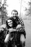 Brandon and Kristen Herron