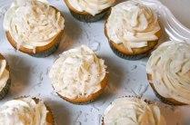 Coconut Lime Cupcake