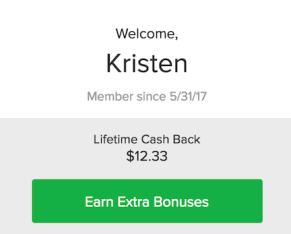 ebates earnings - 7 money making apps