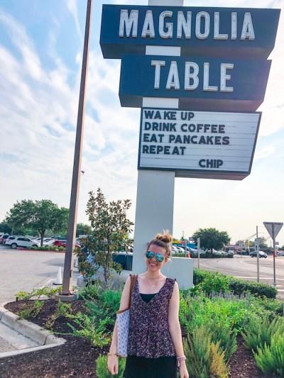 Magnolia Table Kristen Shane