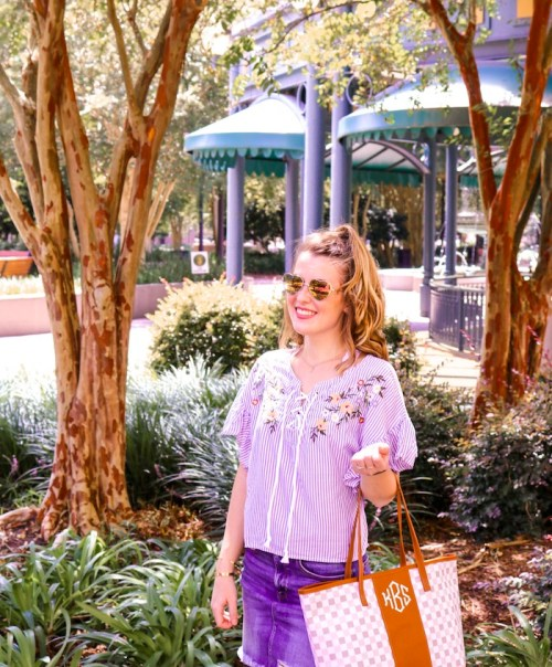 Downtown Tallahassee - College Style - Kristen Shane 2