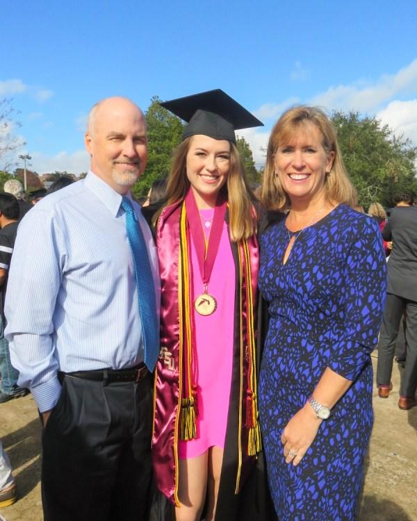 My College Graduation from FSU Kristen Shane 10