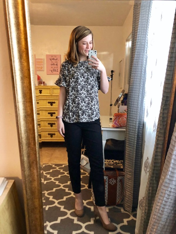 Office Workwear Lookbook - Kristen Shane
