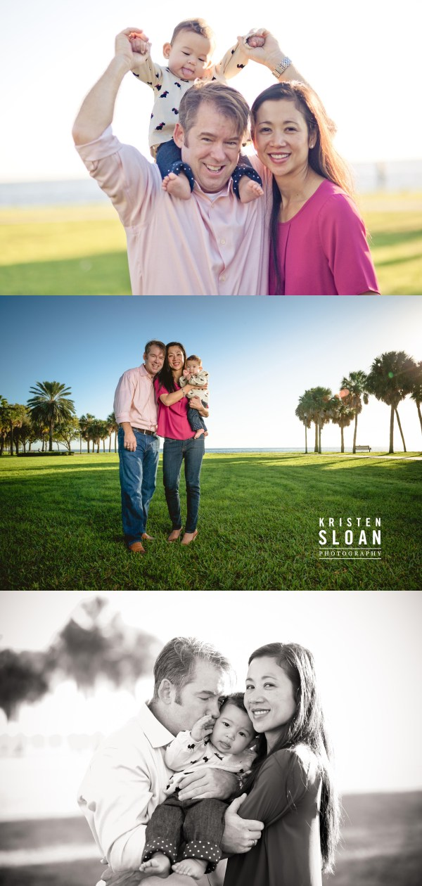 vinoy park family photos portraits