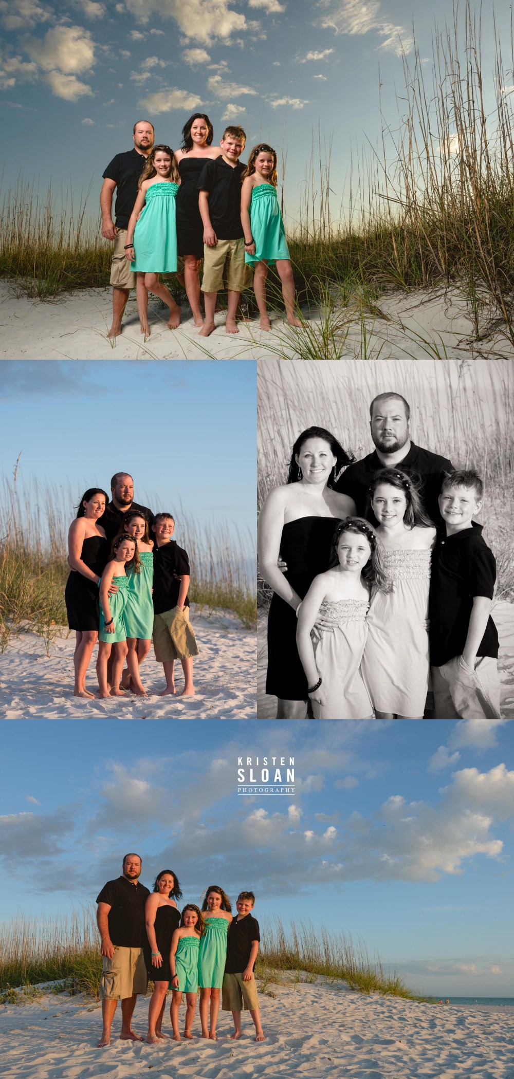 St Pete Beach Sunset Beach FL Treasure Island Family Photographer Kristen Sloan