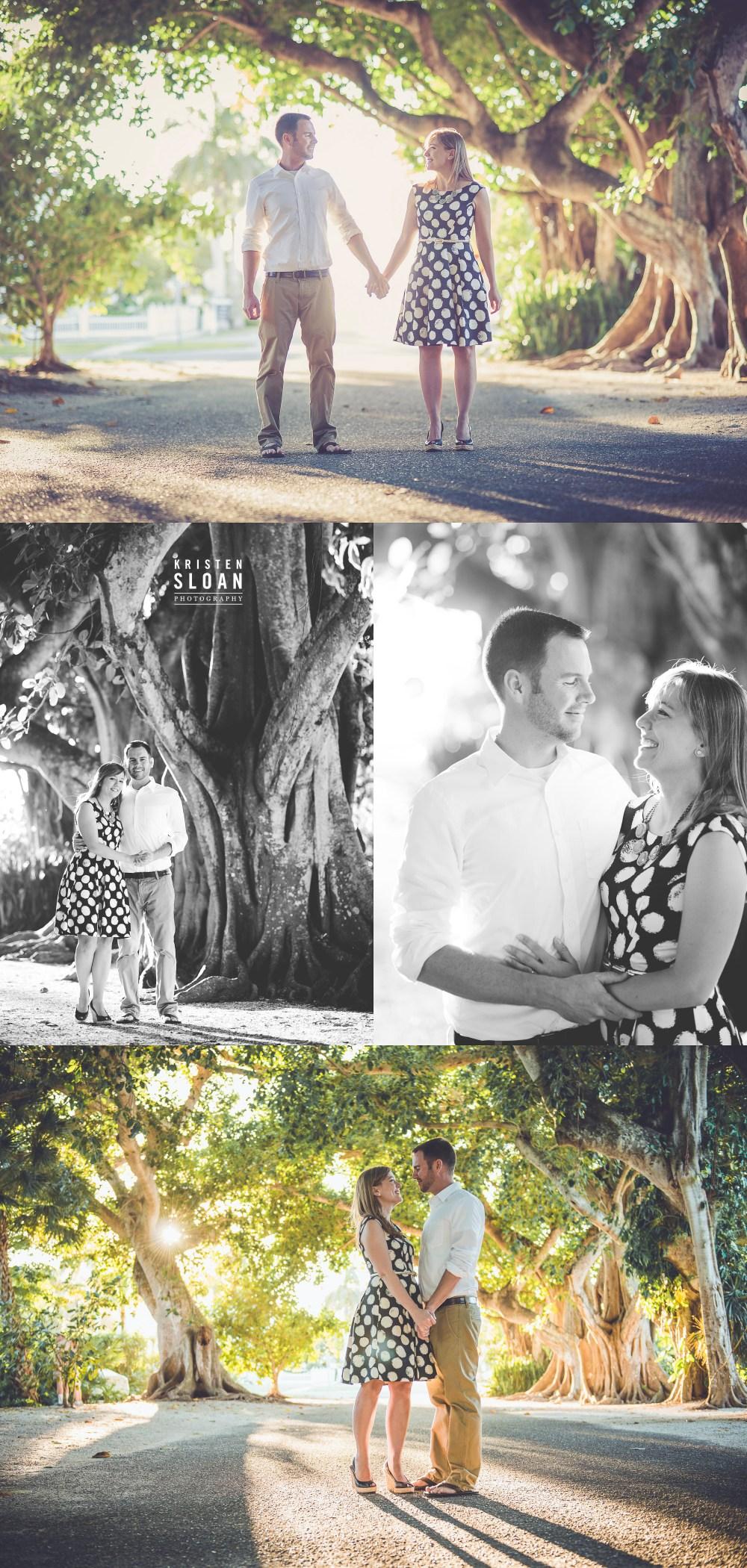 Boca Grande Banyan Street Wedding by St Pete FL Photographer Kristen Sloan