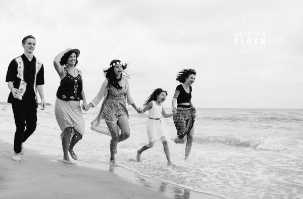 Treasure Island Wedding Portrait Photographer | St Pete Beach Wedding Portrait Photographer | What to wear to your Beach portrait session | Kristen Sloan Photography