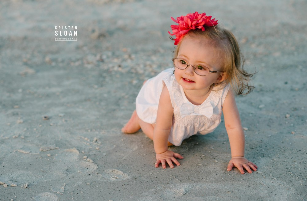 Tradewinds St Pete Beach Sunset Family Portrait Photos by Kristen Sloan Photography