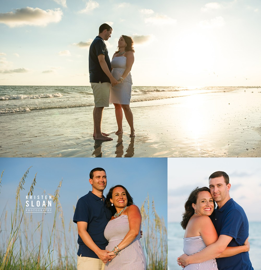 Sunset Vistas Treasure Island Family Beach Portraits in Treasure Island by Kristen Sloan