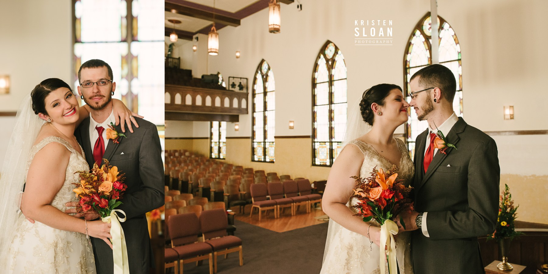Seminole Heights United Methodist Higgins Hall Tampa Florida Wedding