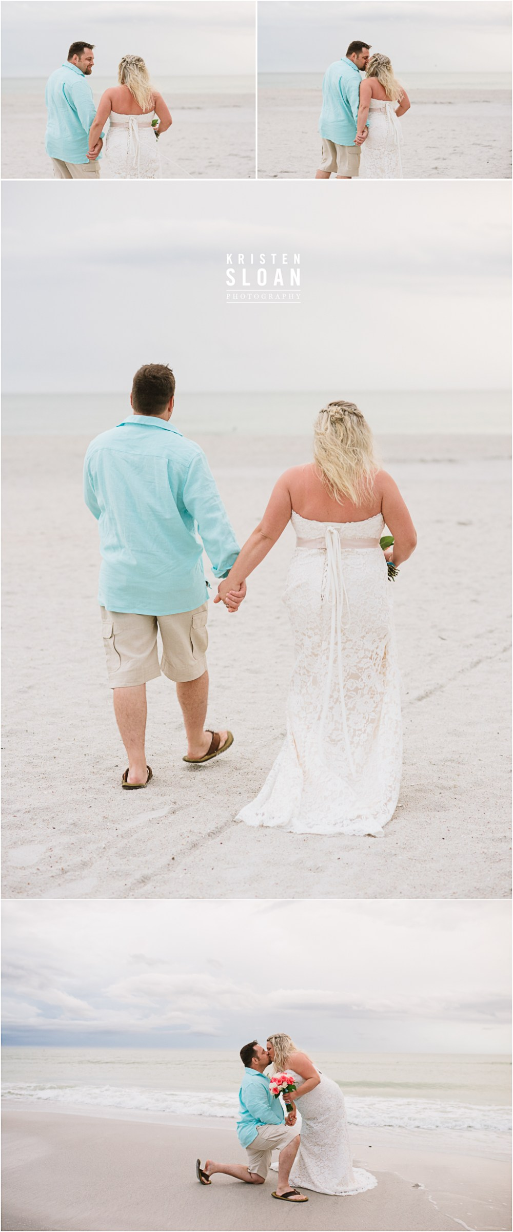 Sunset Vistas Beachfront Suites Treasure Island Florida Wedding, Treasure Island Florida Wedding Photographer, St Pete Beach Florida Wedding Photographer Kristen Sloan, Florida Beach Wedding