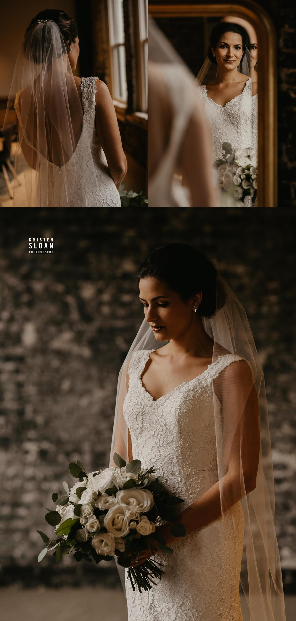 Oxford Exchange Tampa Wedding Bridal Portraits