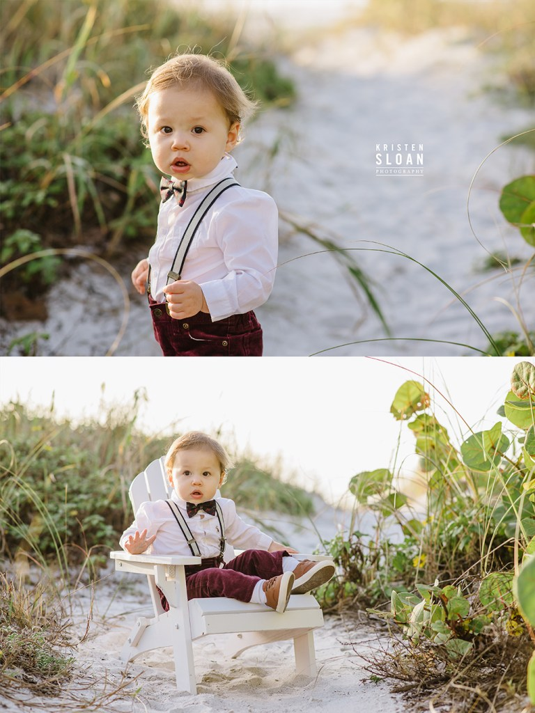 Indian Rocks Beach Florida  Baby Photographer
