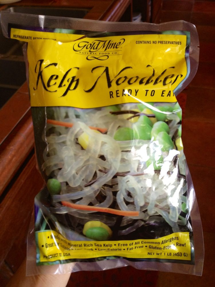 Raw Recipe BFF Kelp Noodles Plus Awesome Variations