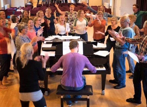 Choral session @ Odder Højskole