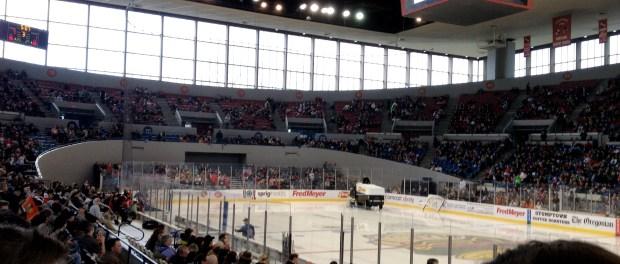 Memorial Coliseum | Kristi Does PDX: Adventures in ...