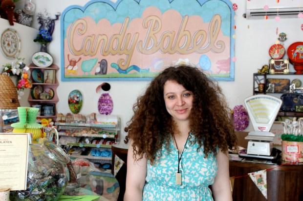 Candy Babel Amani