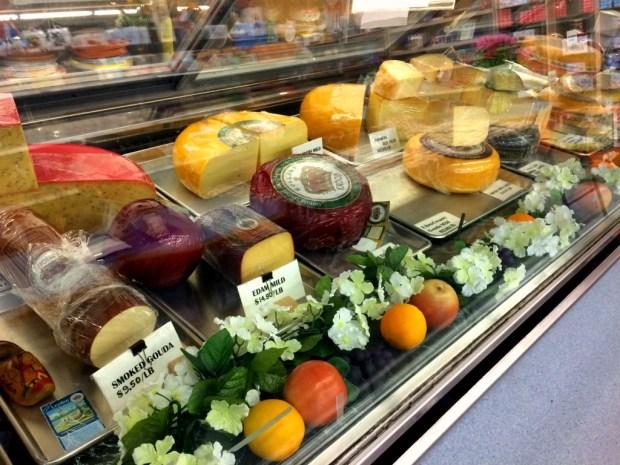 Dutch American Cheese Counter