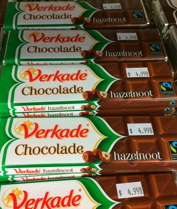 Dutch American Chocolate