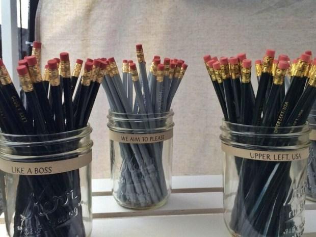 Renegade pencils