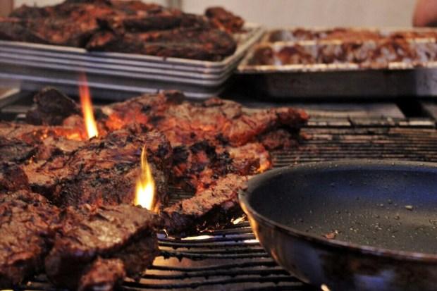 Sandwich Invitational bbq grill