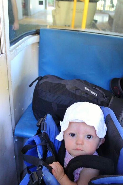 Wallowa Tram Baby