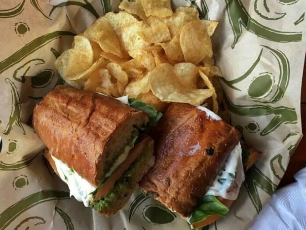 Backwoods Sandwich