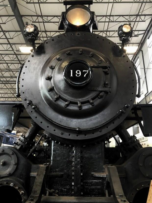 Oregon heritage rail 197