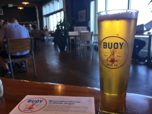 North Oregon Coast Buoy Beer