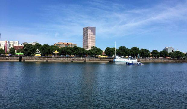 Waterfront Loop Eastside View