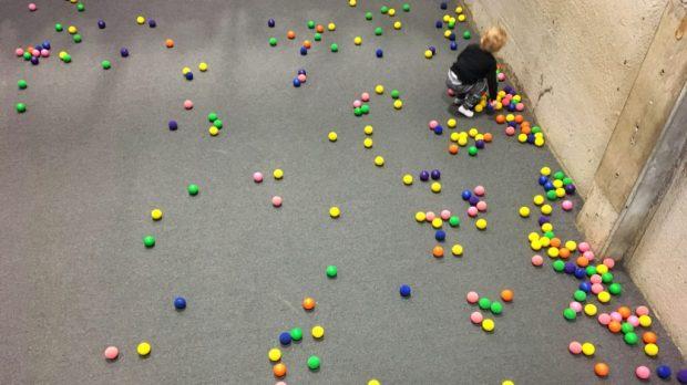 Playdate PDX Balls