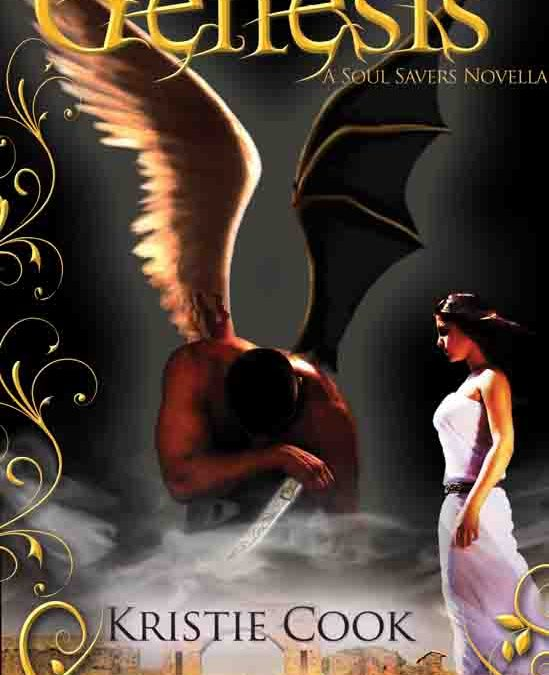 Genesis: A Soul Savers Novella, historical paranormal sequel to the Soul Savers Series by Kristie Cook
